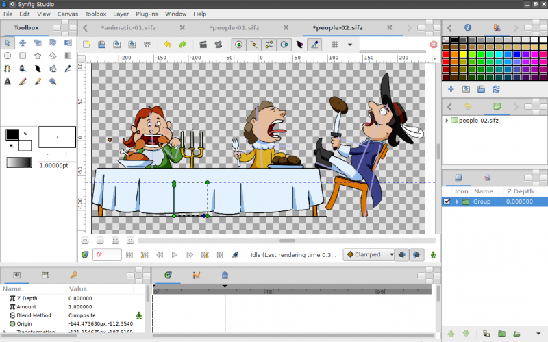 Download Synfig Studio Best 2d Animation Software Here