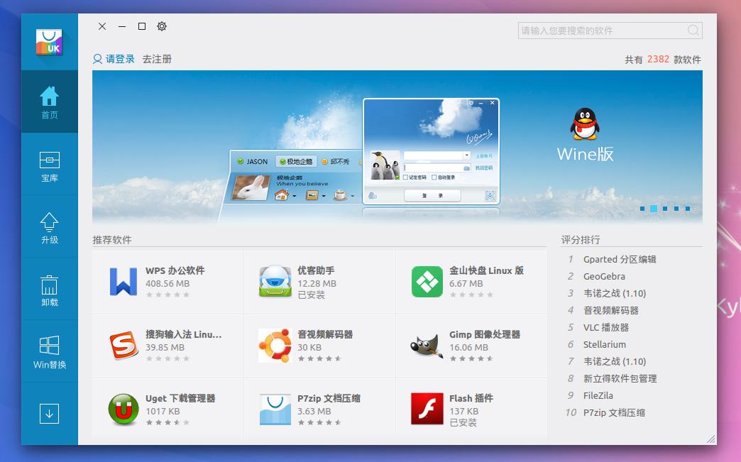 Ubuntu business plan software