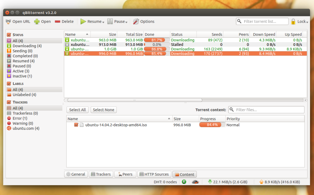 how to make bittorrent download faster