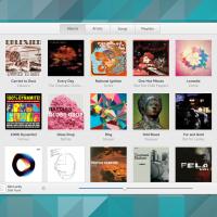 Album-View-Gnome-music-player