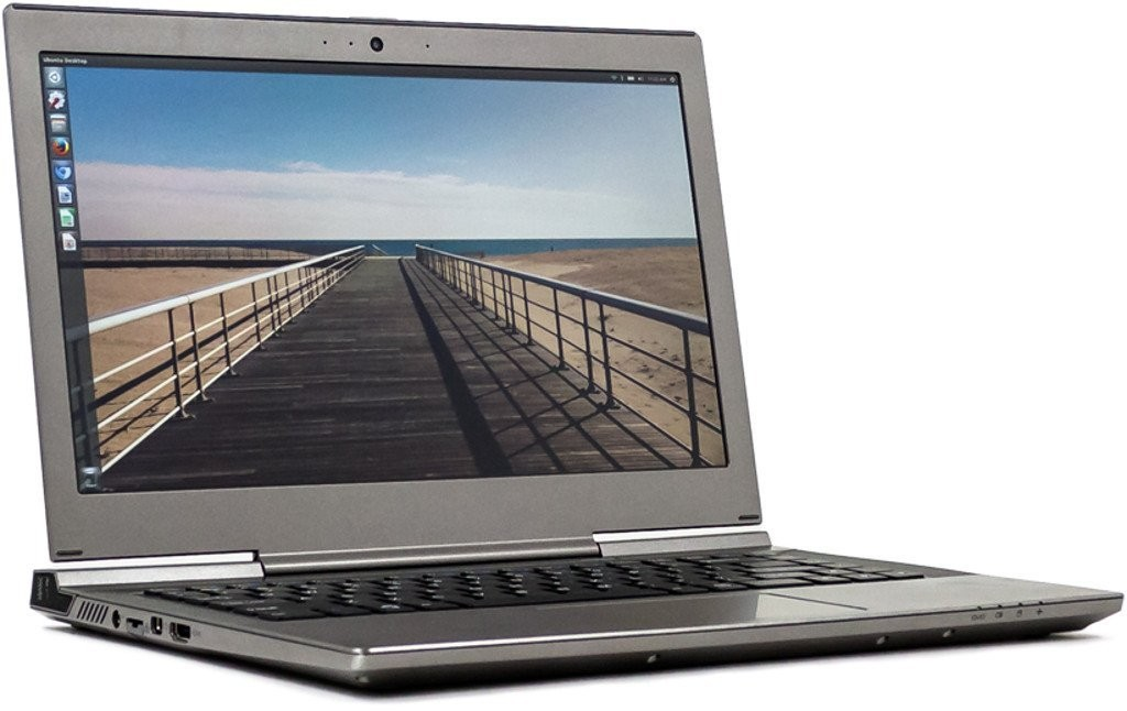 System76 UltroPro Galago Linux Laptop