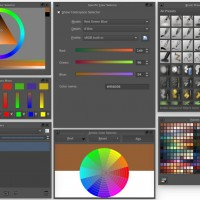 Krita-App-Layers-Filter-Options