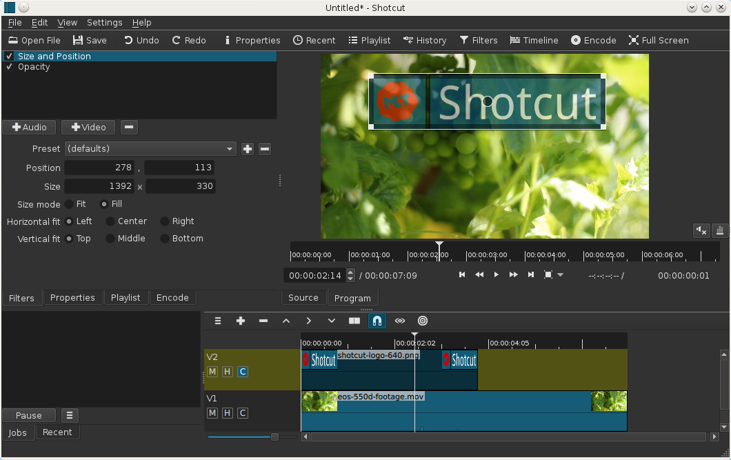 Shotcut Video Editor For Linuxmint on books desktop themes