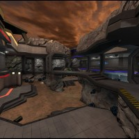 Xonotic-Game-Cool-Map
