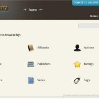 Calibre-Browse-Collection