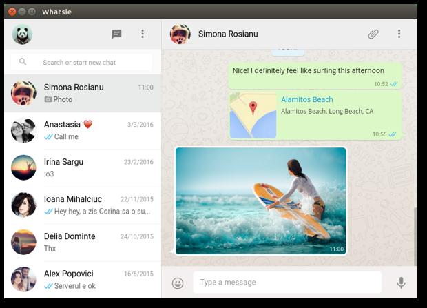 Install WhatsApp For Ubuntu