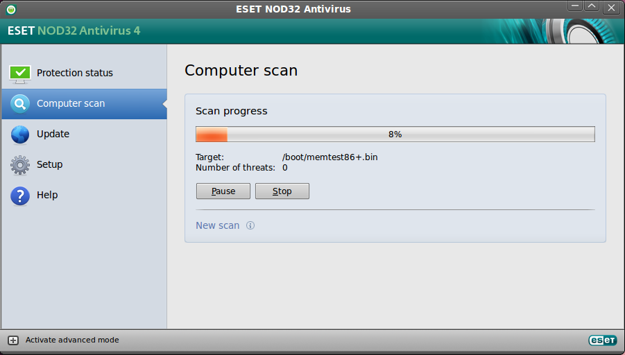 Download ESET NOD32 For Linux