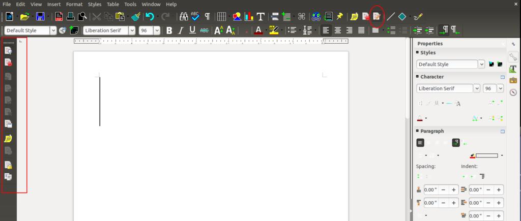 Install LibreOffice 5.2