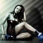 Cute-Cyborg-Girl-Wallpaper