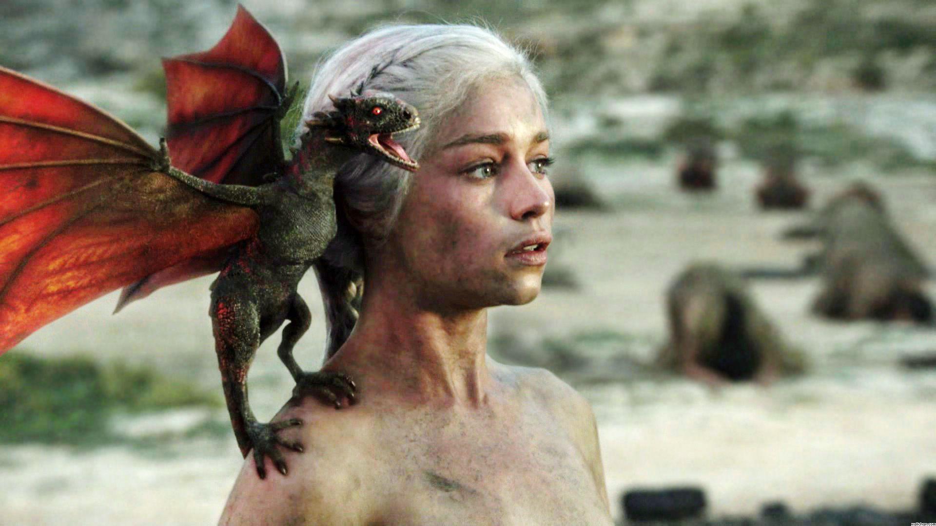 Dragon Girl Game Of Thrones Wallpaper Ubuntu Free