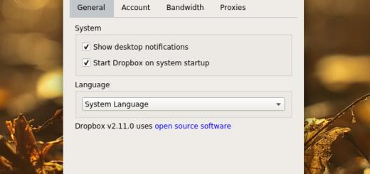 Dropbox QT theme for Linux