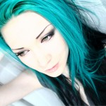 Girl-With-Blue-Hair-Wallpaper