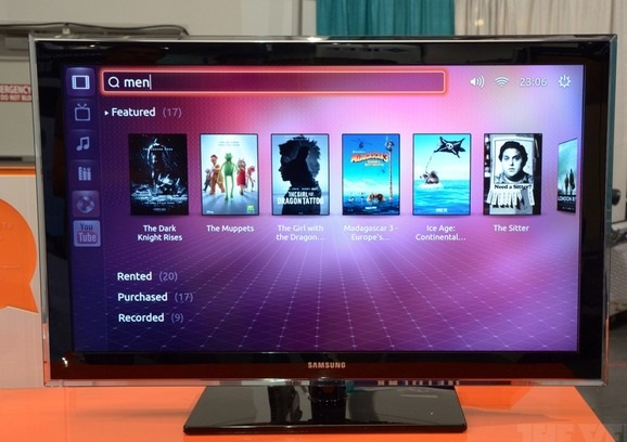 How to install Ubuntu TV on Samsung