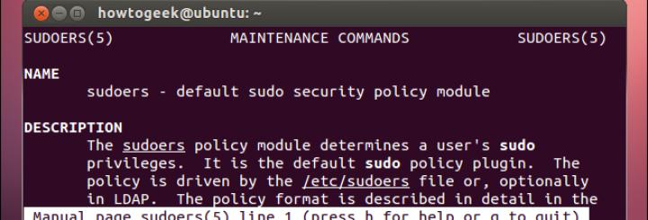 How to use Sudo In Ubuntu