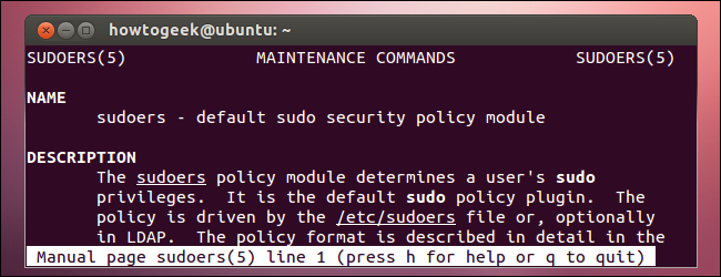 How to use Sudo In Ubuntu
