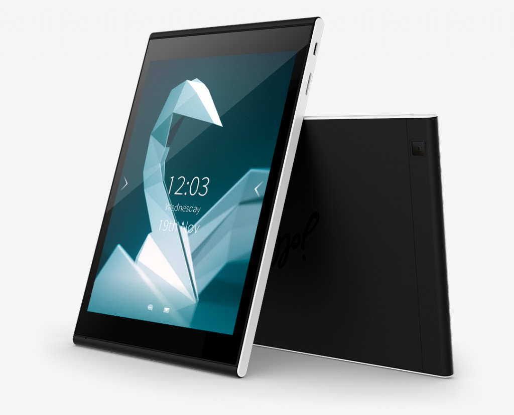 Jolla Tablet Screenshot