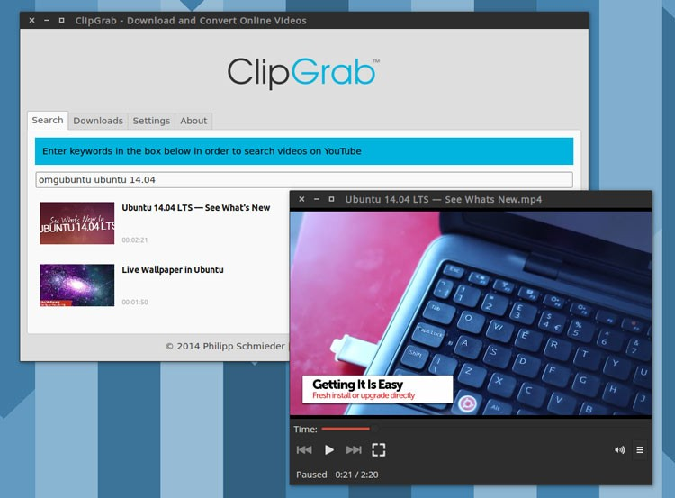 Clipgrab-for-ubuntu ubuntu free.