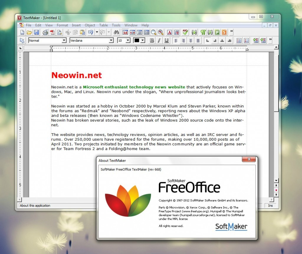 Get FreeOffice App for Ubuntu