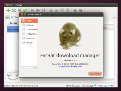 FatRat-For-Ubuntu