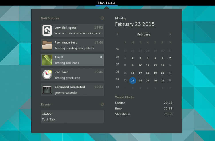 Download Nuntius on Ubuntu 14.04 and 14.10