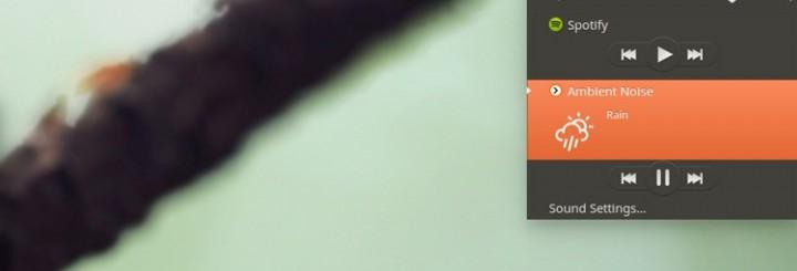 Ambient Noise App on Ubuntu
