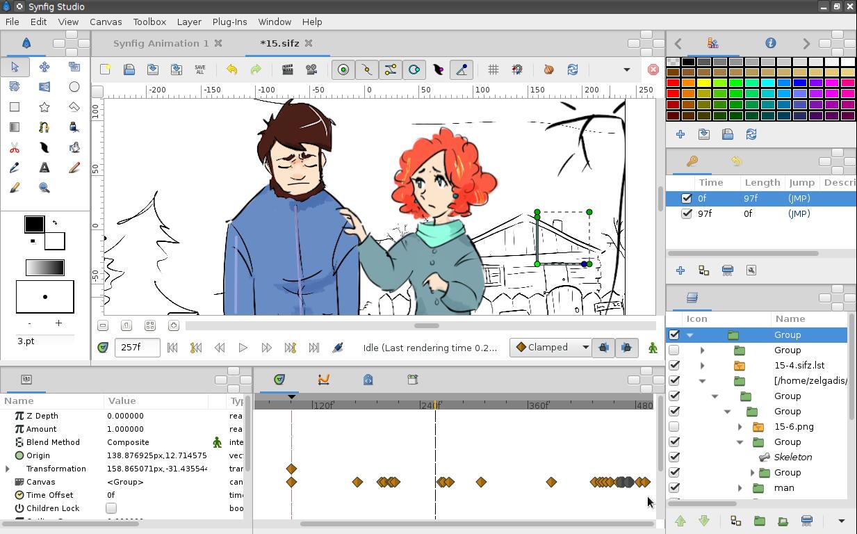 Animation Studio Software For Mac