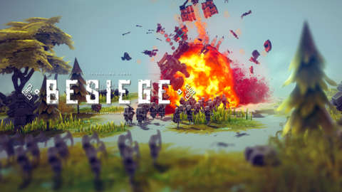 Besiege Game on Ubuntu