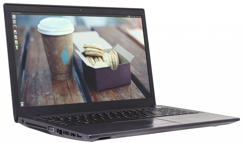 System 76 15.6 Inch Linux Laptop