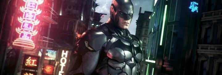 Arkham Knight Batman Game on Linux
