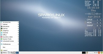 sparkylinux-4-0-officially-released-based-on-linux-kernel-4-0-5-and