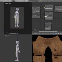 Blender-3D-Model-Editing