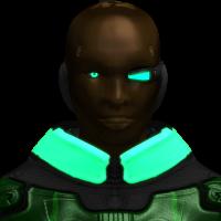Xonotic-Game-Black-Player-Skin