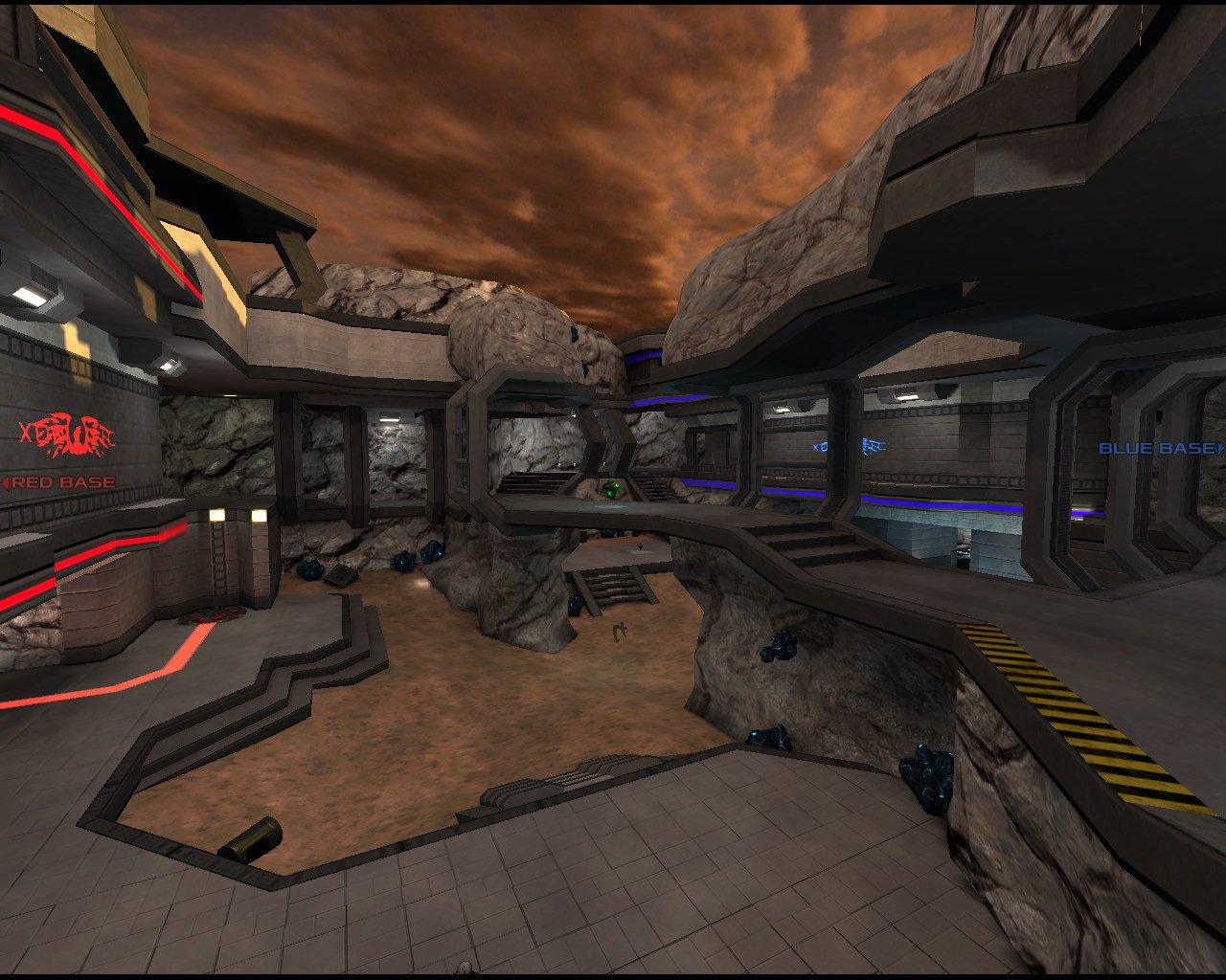 Xonotic-Game-Cool-Map