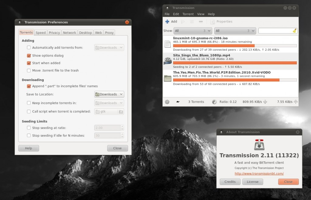 Transmission App For Ubuntu