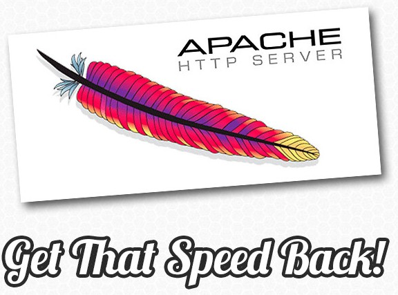 Speed up your Apache
