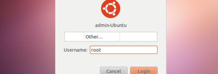 Ubuntu Root Account Settings