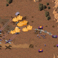 cnc-airstrike