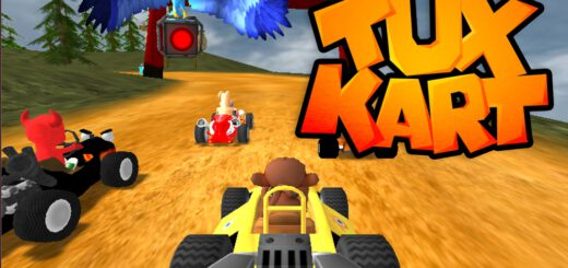 Play SuperTuxKart
