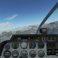 FlightGear-Cockpit-View-Closeup