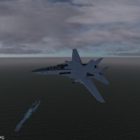 FlightGear-Game-F16