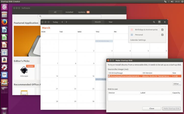 Ubuntu-16-04-LTS-Xenial-Xerus - Ubuntu Free