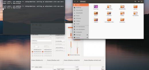 Download Yosembiance theme for Ubuntu