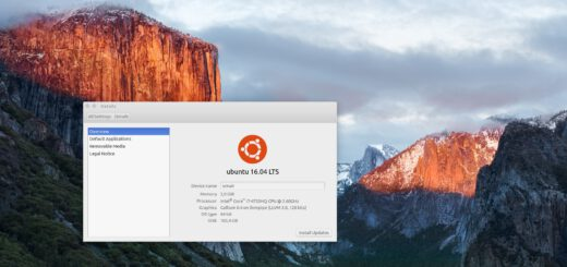 Install Mac Theme For Ubuntu 16.04