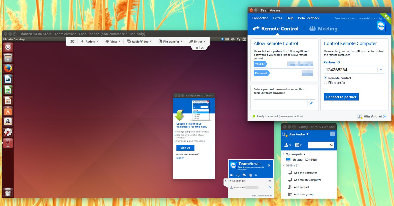 Download TeamViewer For Ubuntu 18 04 & 18 10