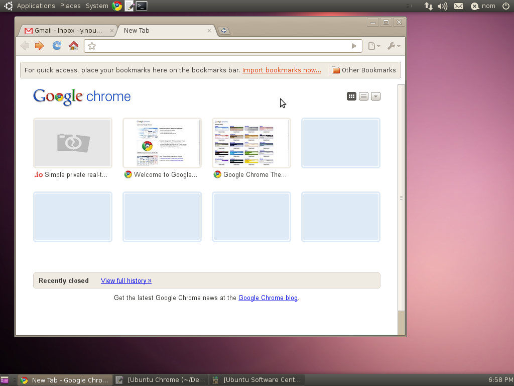 Google theme ubuntu - Remember To Like Our Facebook And Our Twitter Ubuntufree For A Chance To Win A Free Ubuntu Laptop Every Month