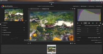 Darktable 2 2 Open Source Raw Image Editor Released Here S
