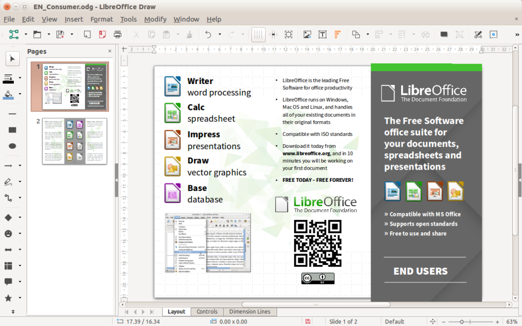LibreOffice 5.3 For Ubuntu