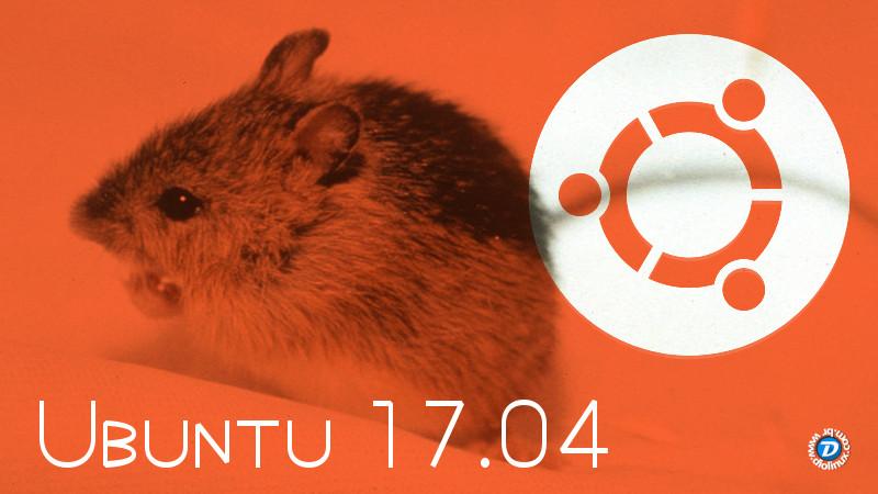 Install Ubuntu 17.04