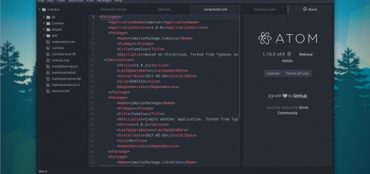 Atom For Linux