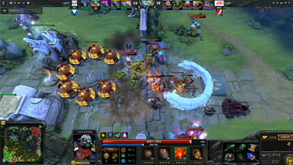 Play Dota on Ubuntu